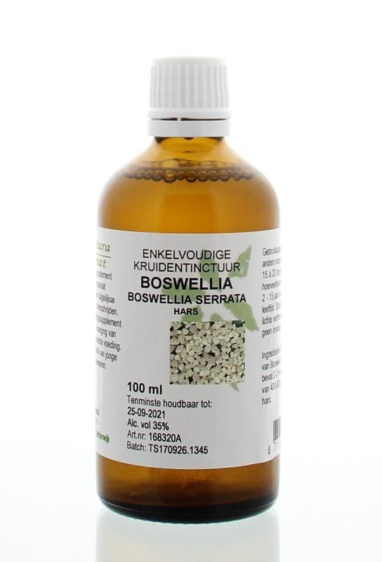 Natura Sanat Natura Sanat Boswellia serrata / boswellia tinctuur (100 ml)
