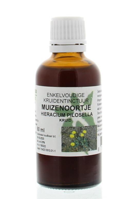 Natura Sanat Natura Sanat Hieracium pilosella / muizeoor tinctuur (50 ml)