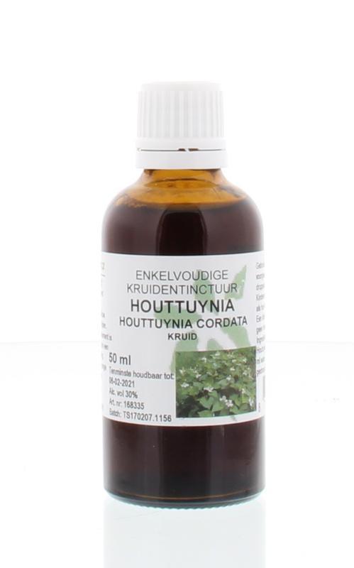 Natura Sanat Natura Sanat Houttuynia cordata herb tinctuur (50 ml)