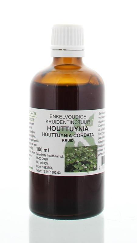 Natura Sanat Natura Sanat Houttuynia cordata herb tinctuur (100 ml)