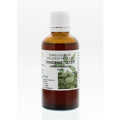 Natura Sanat Ammi visnaga / tandenstoker tinctuur (50 ml)