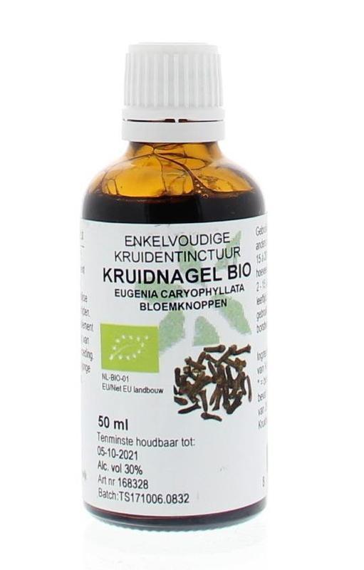 Natura Sanat Natura Sanat Kruidnagel tinctuur bio (50 ml)