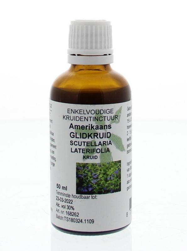 Natura Sanat Natura Sanat Scutellaria / blauw glidkruid tinctuur (50 ml)