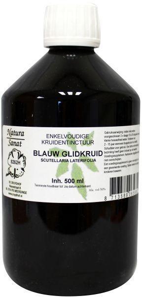 Natura Sanat Natura Sanat Scutellaria / blauw glidkruid tinctuur (500 ml)