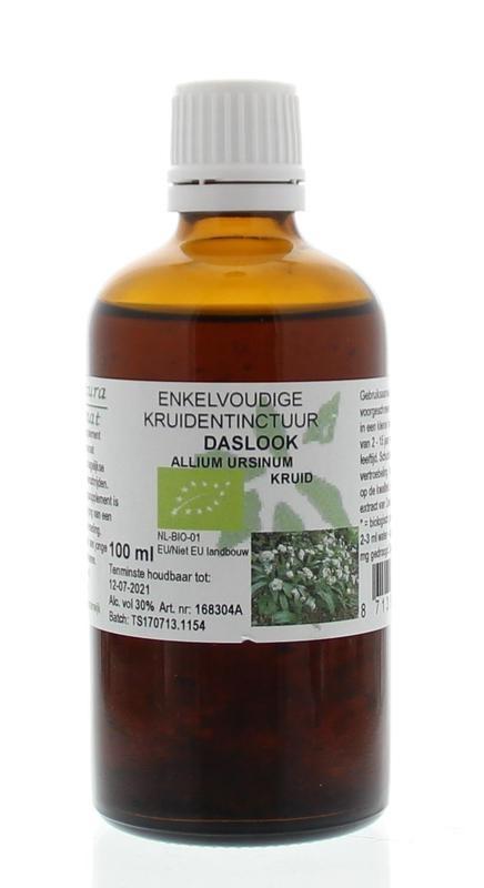 Natura Sanat Natura Sanat Allium ursinum / daslook tinctuur (100 ml)
