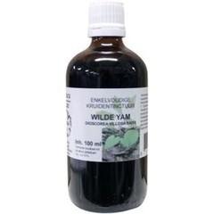 Natura Sanat Dioscorea villosa / wilde yam tinctuur (100 ml)