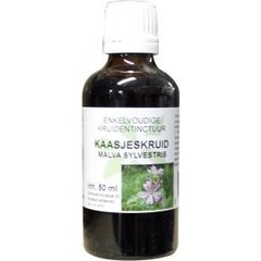 Natura Sanat Malva sylvestris / kaasjeskruid tinctuur (50 ml)
