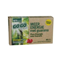RIO Gogo guarana 500 mg maandverpakking (60 capsules)