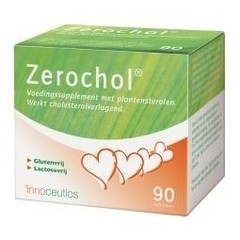 Pharmaccent Zerochol (90 tabletten)