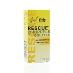 Bach Rescue remedy kids druppels (10 ml)