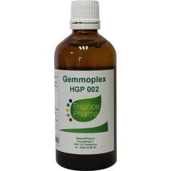 Balance Pharma HGP002 Gemmoplex (100 ml)