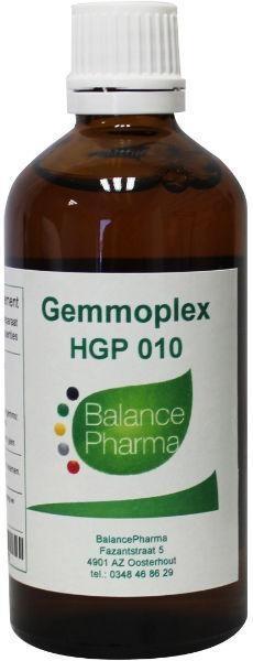 Balance Pharma HGP010 Gemmoplex (100 ml)