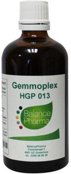 Balance Pharma HGP013 Gemmoplex (100 ml)