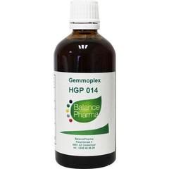 Balance Pharma HGP014 Gemmoplex (100 ml)