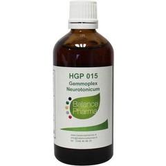 Balance Pharma HGP015 Gemmoplex (100 ml)