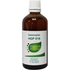 Balance Pharma HGP016 Gemmoplex (100 ml)