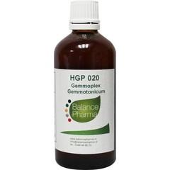Balance Pharma HGP020 Gemmoplex (100 ml)