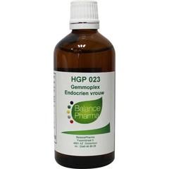 Balance Pharma HGP023 Gemmoplex (100 ml)