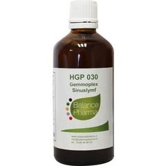 Balance Pharma HGP030 Gemmoplex (100 ml)