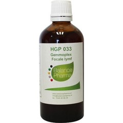 Balance Pharma HGP033 Gemmoplex (100 ml)