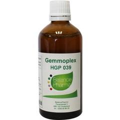 Balance Pharma HGP039 Gemmoplex (100 ml)
