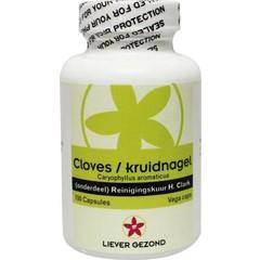 Liever Gezond Cloves / kruidnagel (100 vcaps)