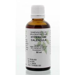 Natura Sanat Hypercal hypericum/calendula tinctuur (50 ml)