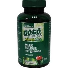 RIO Gogo guarana 500 mg (120 vcaps)