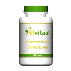 Elvitaal Duivelsklauw harpagophytum (120 vcaps)