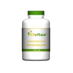 Elvitaal Duivelsklauw harpagophytum (240 vcaps)