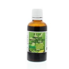 Elix Smalle weegbree tinctuur bio (50 ml)
