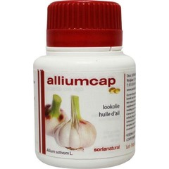 Soria Alliumcap knoflookolie (150 softgels)