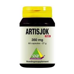 SNP Artisjok 350 mg puur (60 capsules)