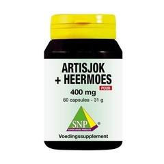 SNP Artisjok en heermoes puur (60 capsules)