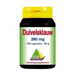 SNP Duivelsklauw 390 mg (180 capsules)
