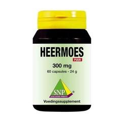 SNP Heermoes 300 mg puur (60 capsules)