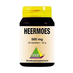SNP Heermoes 500 mg (50 tabletten)