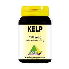 SNP Kelp 125 mcg (300 tabletten)