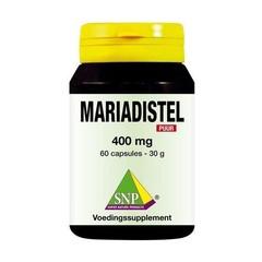 SNP Mariadistel 400 mg puur (60 capsules)