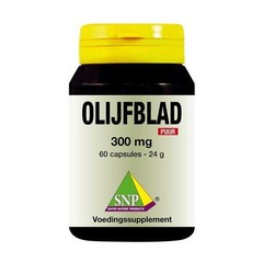SNP Olijfblad extract 300 mg puur (60 capsules)