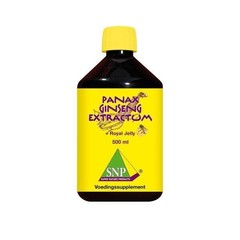 SNP Panax ginseng extractum & royal jelly (500 ml)