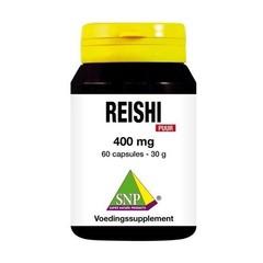 SNP Reishi 400 mg puur (60 capsules)