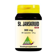 SNP St. Janskruid 300 mg puur (60 capsules)