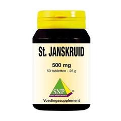 SNP St. Janskruid 500 mg (50 tabletten)