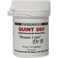 DNH Quint 380 (120 tabletten)