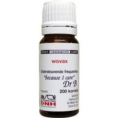 DNH Wovax 100 korrels (200 stuks)
