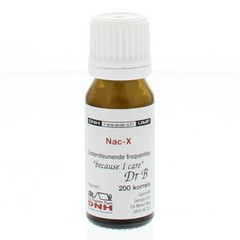 DNH NAC - X (200 stuks)