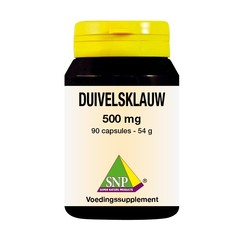 SNP Duivelsklauw 500 mg (90 capsules)