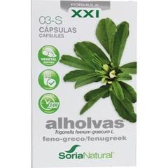 Aholvas 3-S Trigonella foenum XXI (30 capsules)