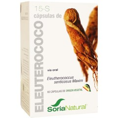 Soria 15-S Eleutherococcus XXI (30 capsules)